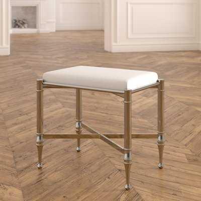 Brewen Estate Vanity Bench - Wayfair