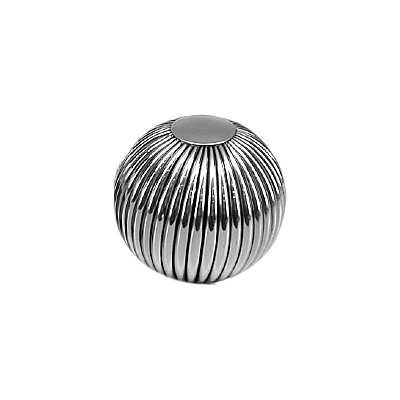 Raya Striped Sphere Decorative Object - Wayfair
