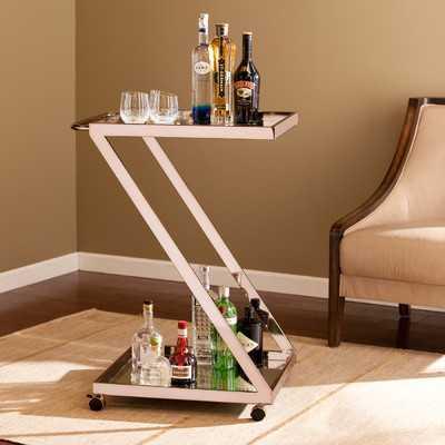 Venice Bar Cart - AllModern