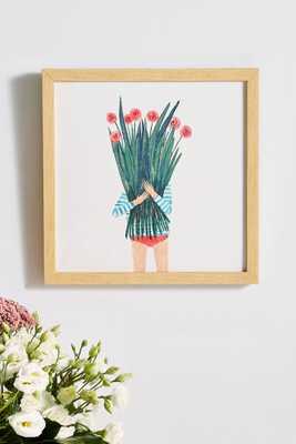 Bouquet Wall Art - Anthropologie