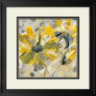 'Buttercup I' Painting Print - AllModern