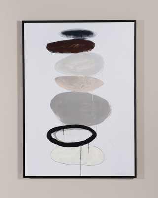 """Pondering Zen"""" Giclee Art"""" - Horchow"""