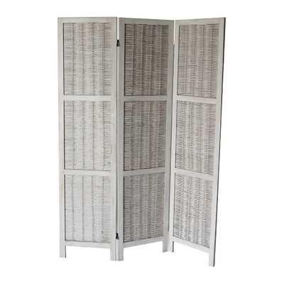 Dominique 3 Panel Room Divider - Wayfair