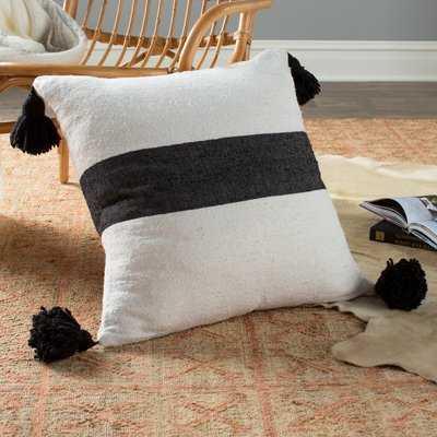 Juno Pom Pom Throw Pillow - AllModern