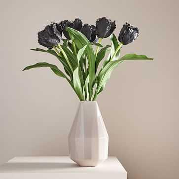 Faux Botanicals, Tulips - West Elm