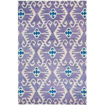 Safavieh WYD323A-6 Wyndham 6' x 9' Wool Hand Tufted Traditional Area Rug - eBay