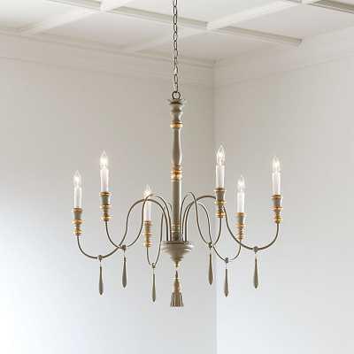 Ballard Designs Casa Florentina Antonio 6-Light Chandelier - Ballard Designs