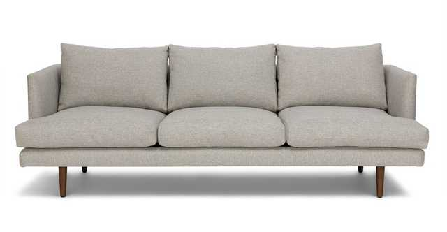 Burrard Seasalt Gray Sofa - Article