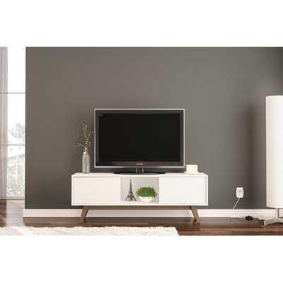 Makayla TV Stand for TVs up to 59 - Wayfair