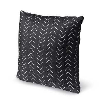 Mudcloth Big Arrows Throw Pillow - Wayfair