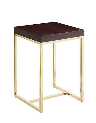 Mercer41 Heim End Table: Espresso - eBay