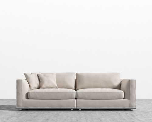 Milo Sofa - Coconut - Rove Concepts