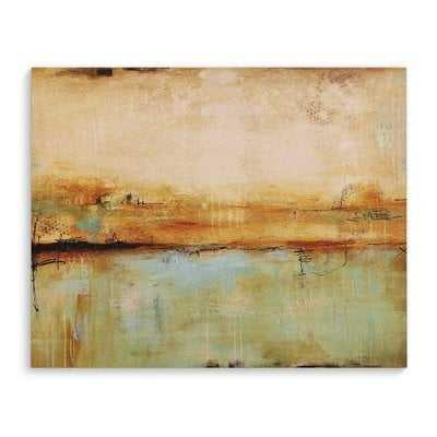 'Southwestern Abstract' Print on Canvas - Wayfair