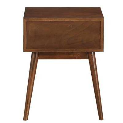 Ripton Mid-Century Modern End Table - Wayfair
