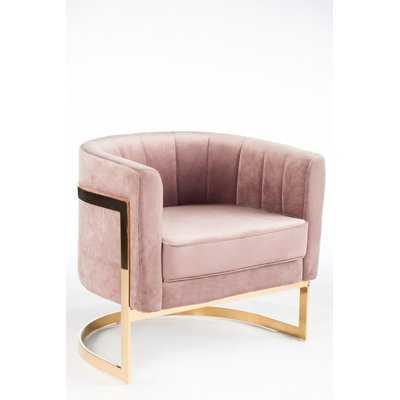 Mica Barrel Chair - Wayfair