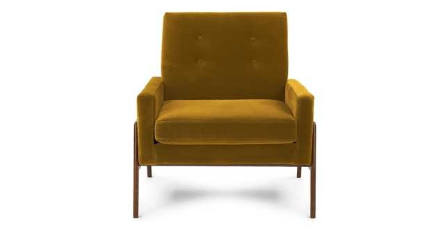 Nord Yarrow Gold Chair - Article