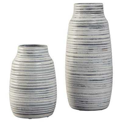 Wesham 2 Piece Table Vase Set - Wayfair
