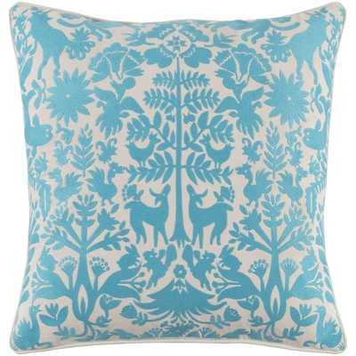 Taza Cotton Throw Pillow - Wayfair