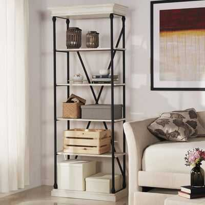 Poynor Etagere Bookcase - Birch Lane