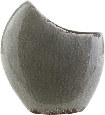 Clearwater 8.86 x 4.33 x 9.84 Table Vase - Neva Home