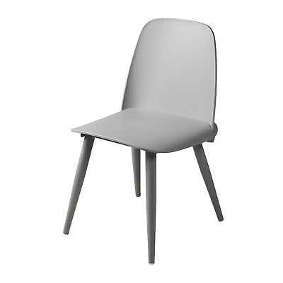 Orren Ellis Croll Dining Chair: Gray - eBay