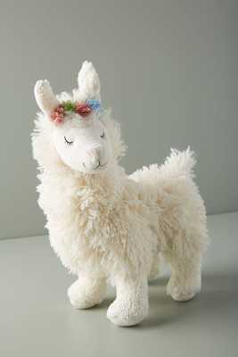 Llama Plush Toy - Anthropologie