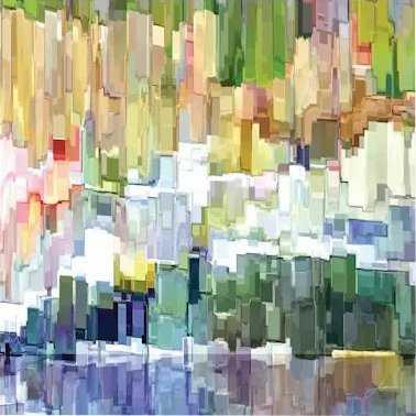 'Glacier Bay III' Painting Print on Canvas - AllModern