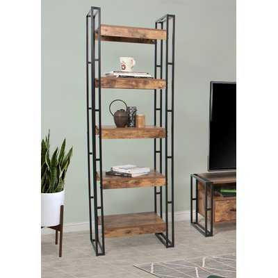 Vania Etagere Bookcase - Wayfair