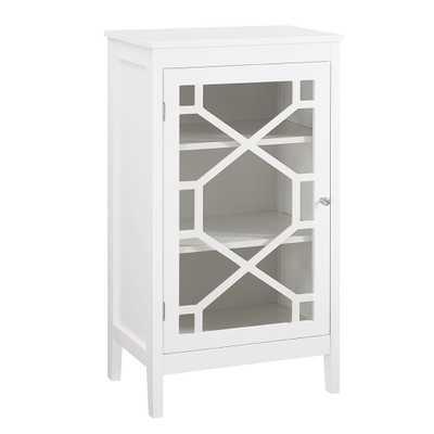 Drake White Small Cabinet - eBay