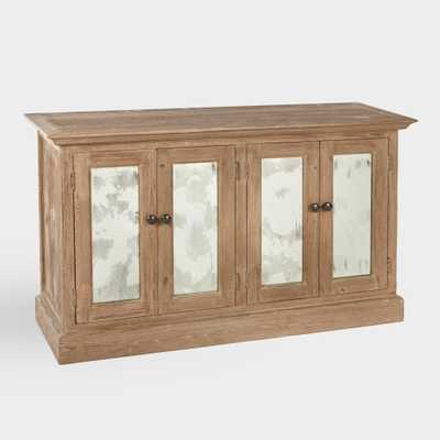 Reclaimed Pine Tory Storage Cabinet by World Market - World Market/Cost Plus