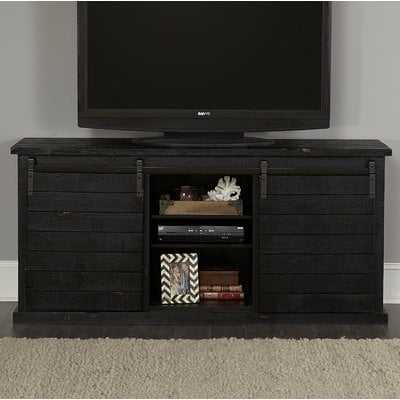Laursen Solid Wood TV Stand for TVs up to 60 inches - Birch Lane