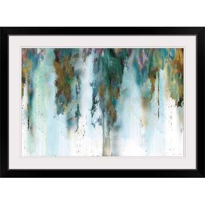 'Skyline Abstract' Print - Wayfair