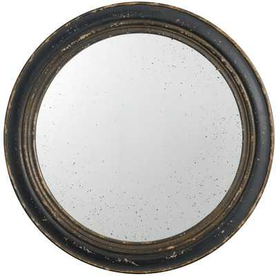 Distressed Accent Mirror - Wayfair