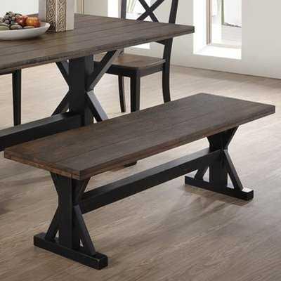 Landrum Wood Bench by Simmons Casegoods - Wayfair