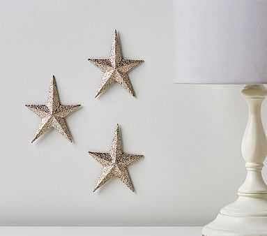 Glitter Star Stick-On Decals - Pottery Barn Kids