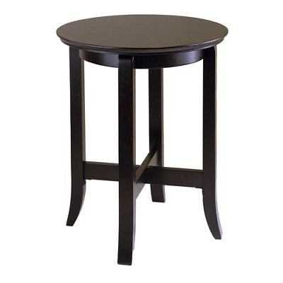 Winsome Wood Toby Dark Espresso End Table - 92019 - eBay