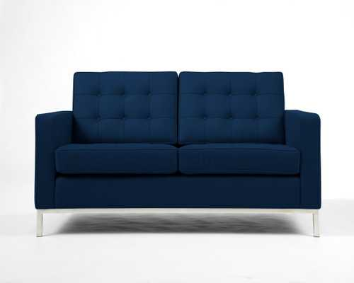 Florence Loveseat - Twilight - Rove Concepts
