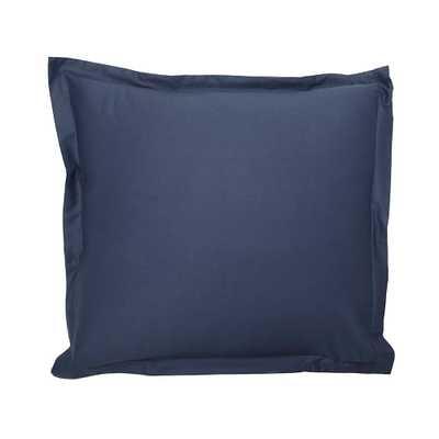Studio Indigo (Blue) Euro Sham - Home Depot