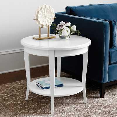 Ballard Designs Georgia Round Side Table - Ballard Designs