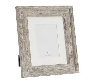 Aiden Frame, Graywash - 5X7 - Pottery Barn