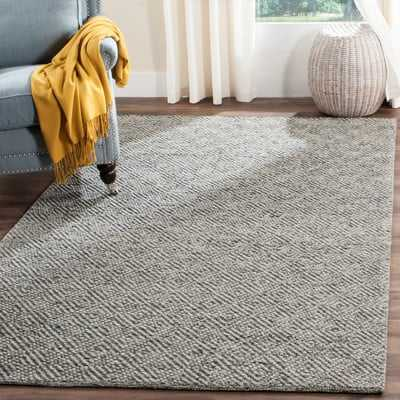 Daytona Beach Hand-Tufted Camel/Gray Area Rug - Wayfair