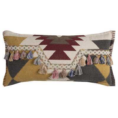 Gosnold Cotton Lumbar Pillow - AllModern