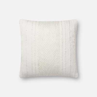 PILLOWS - IVORY / IVORY - Loma Threads