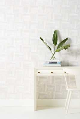 Hatch Wallpaper - Anthropologie