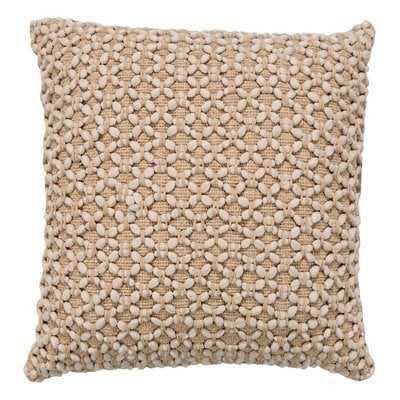 Georgine Braided Throw Pillow - Wayfair