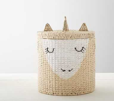 Unicorn Storage Collection, Hamper - Pottery Barn Kids