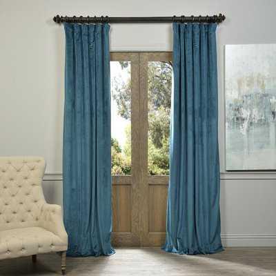 Kelch Blackout Thermal Rod Pocket Single Curtain Panel - AllModern