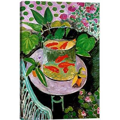 'The Goldfish (1912)' by Henri Matisse Graphic Art Print - AllModern