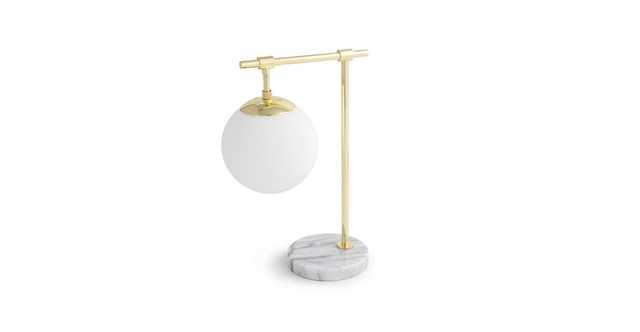Pendula Gold Table Lamp - Article
