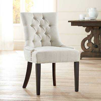 Petra Tufted Upholstered Dining Chair - eBay